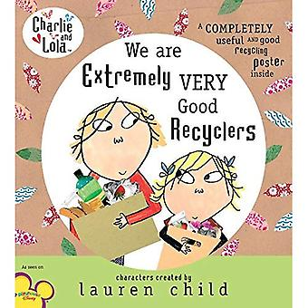 We Are Extremely Very Good Recyclers (Charlie and Lola)