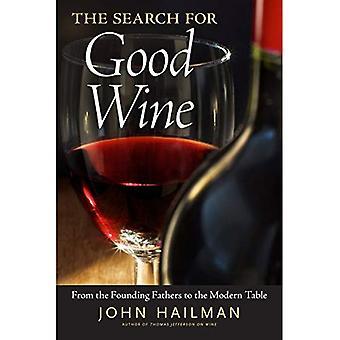 Die Suche nach guten Wein: von den Gründervätern der modernen Tabelle