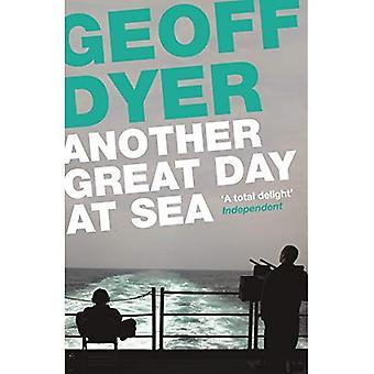 Ännu en bra dag på havet: livet ombord på USS George H. W. Bush