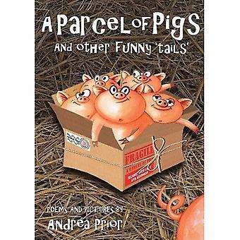 Uma parcela de porcos: E outras 'caudas' engraçadas para crianças