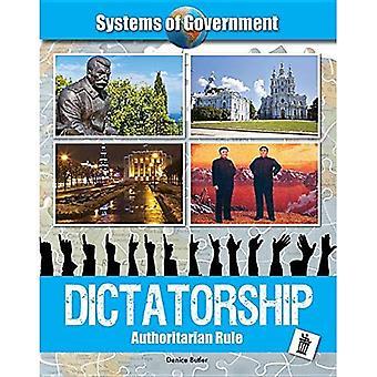 Dictatuur: Autoritair bewind (regeringsstelsels)