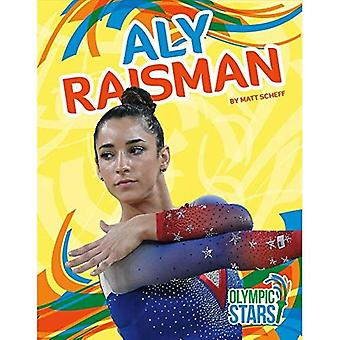 Aly Raisman (étoiles olympiques)