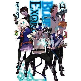 Blue Exorcist tome 14