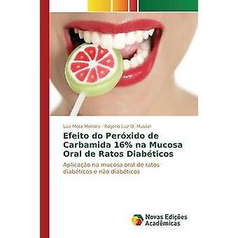 Efeito doen Perxido de Carbamida 16 nb Mucosa mondeling de Ratos Diabticos door Mota Mendes Luiz