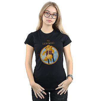 Król lew Disney kobiet Pokaż Simba T-Shirt