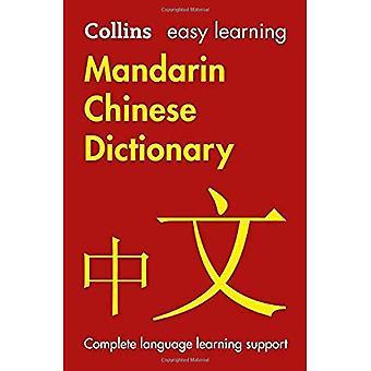 Easy Learning Mandarijn Chinees woordenboek