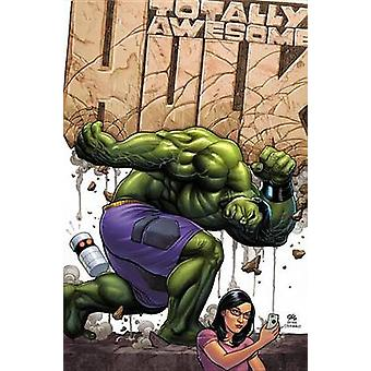 The Totally Awesome Hulk Vol. 3 - Big Apple Showdown by Marvel Comics