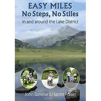 Easy Miles geen stappen geen Stiles (2e herziene editie)-9781910758137 B