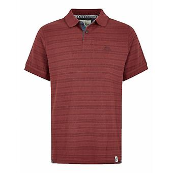 WEIRD FISH Weird Fish Jacquard Polo