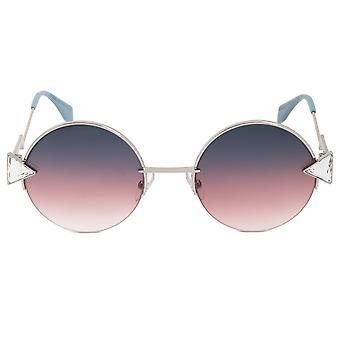 Fendi Rainbow Round Sunglasses FF0243S TJV FF 51