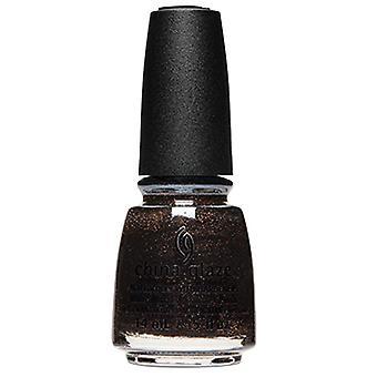 China Glaze Paint It Black 2018 Nail Polish Collection - Ash & Burn (84317) 14ml