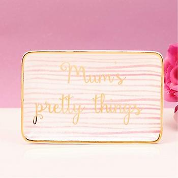 Gisela Graham Flamingo Trinket Tray | Gifts From Handpicked