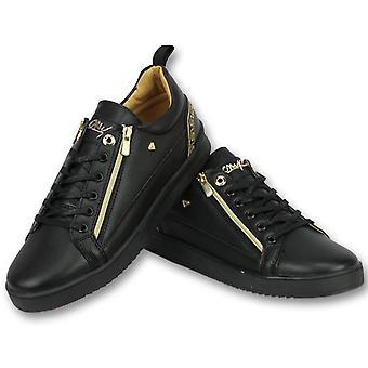 Sneaker - Shoes Cesar Full Black - CMP97 - Black