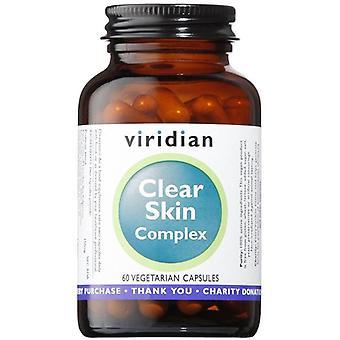 Viridian Clear Skin Complex VEG Caps 60 (371)