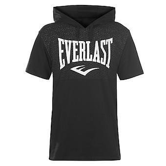 Everlast Mens Mans T Shirt Crew Neck Tee Top Short Sleeve Lightweight Kangaroo