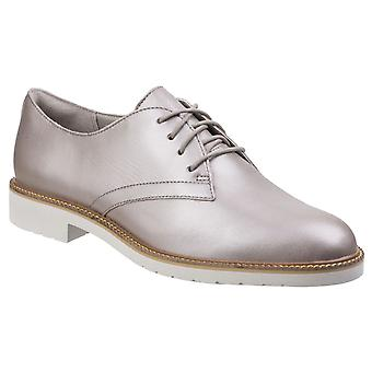 Rockport Womens Abelle Lace Up Shoe Dove