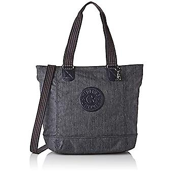 Kipling Shopper C - Blue Women's Tote Bags (Active Denim)