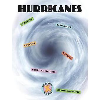 X-Books - Hurricanes by Bill McAuliffe - 9781628324280 Book