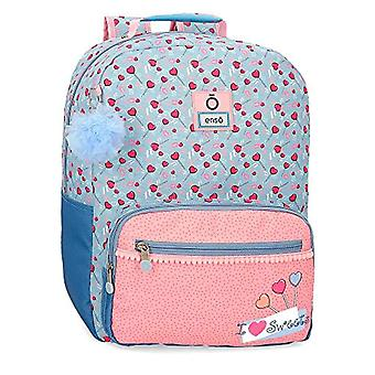 Enso I Love Sweets Backpack 42 centimeters 18.82 Multicolor