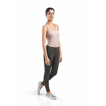 Hanro women's clothing leggings grey 78374