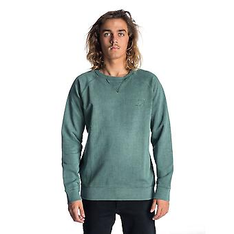 Rip Curl Saltwater Culture Collection Fleece ~ Organic Cotton Crew Sweater