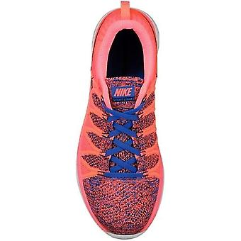 Nike Womens Flyknit Lunar Stoff Low Top Lace Up Running Sneaker