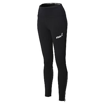 Inov8 Race Elite Womens Stretchy Breathable Running Tights Noir