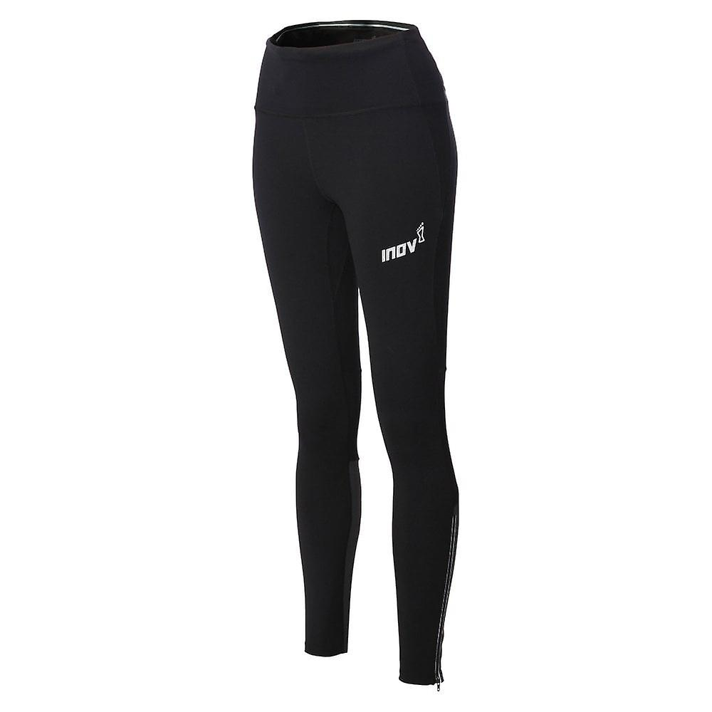 Inov8 Race Elite Womens Stretchy Breathable Running Tights Black