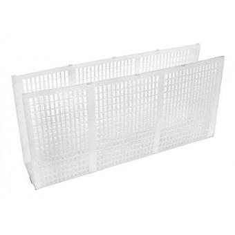 Aqua Products 5301 Large Filter Screen -White