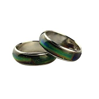 Chameleon Colour Changing Mood Rings
