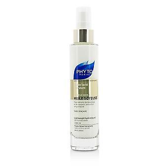 Phyto Huile Soyeuse ulei hidratant ușor-lăsați în (pentru & amp uscat; Păr fin)-100ml/3.4 oz