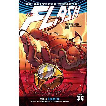 Flash Volume 5 by Joshua Williamson