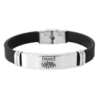 Stainless steel Bracelet-Fortnite Squad