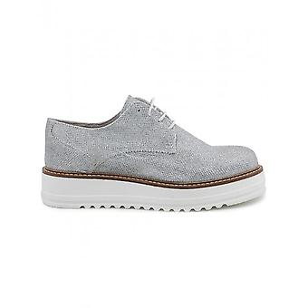 Ana Lublin - shoes - lace-up shoes - MIRELA_ARGENTO - women - silver,white - 39