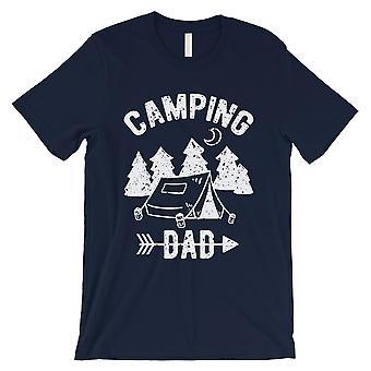 Camping Papa Herren Marine Spaß ehrlich niedlich nachdenklich Shirt Geschenk für Papa