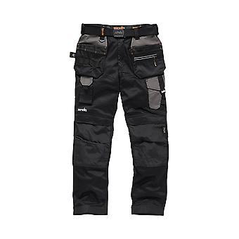 Pro Flex holster broek zwart