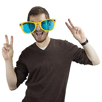 Jumbo Sunglasses - Yellow