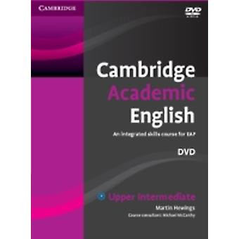 Cambridge Academic English B2 Upper Intermediate DVD by Hewings & Martin