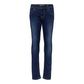 Name It Jongens Jeans Ross Dnmthayer Dark Blue