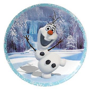 Disney Enchanting Collection Warm Hugs Olaf Wall Plate