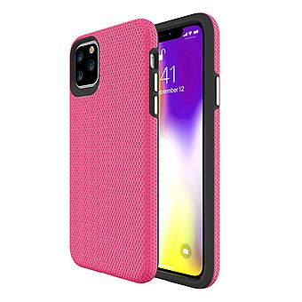 For iPhone 11 Pro Max Case Armour Shockproof Strong Protective Slim Cover Pink