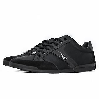 Boss Green Boss Saturn_Lowp_mx Black Trainers 50407672