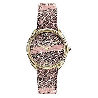 Salvatore Ferragamo Wristwatch Kvinders Quartz Cuir SFNE00219