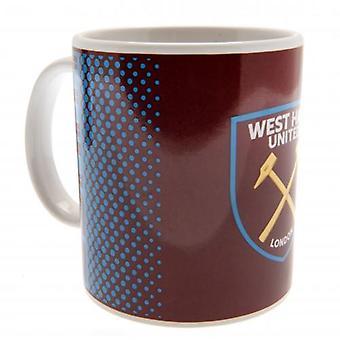 West Ham United Mug FD