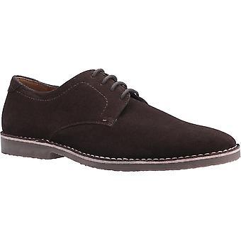 هش الجراء Mens آرتشي خفيفة الوزن الدانتيل حتى أحذية أكسفورد