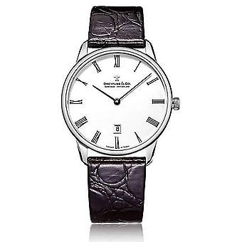 Dreyfuss Wristwatch Men's Quartz 1980DGS00135/01