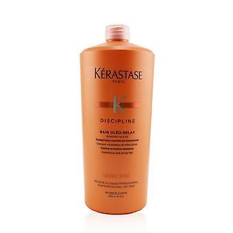 Kerastase Disziplin Bain Oleo-relax Control-in-Motion Shampoo (voluminöses und widerspenstiges Haar) - 1000ml/34oz