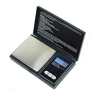 Stuff Certified® Mini kannettava digitaalinen tarkkuus tasa paino LCD-asteikko punnitus asteikko 100g-0,01 g