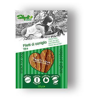 Silpet Rabbit Fillets (Dogs , Treats , Natural Treats)