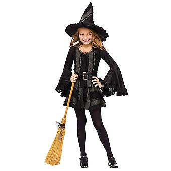 Glam Witch Child Costume